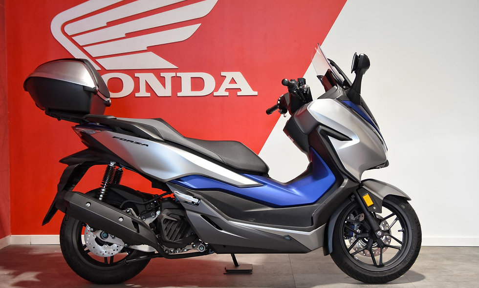 Honda Forza 125 Smart Top Box
