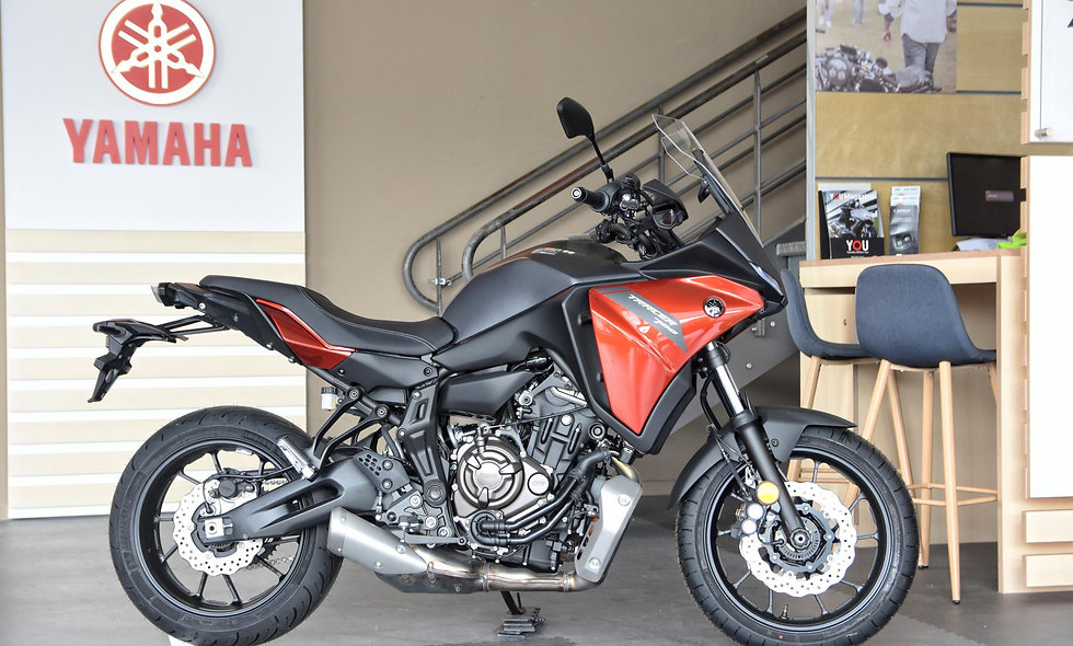 Yamaha Tracer 700 Sonic Grey