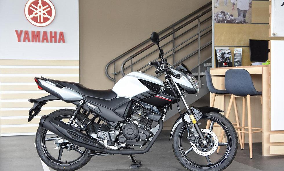 Yamaha YS 125 Competition white