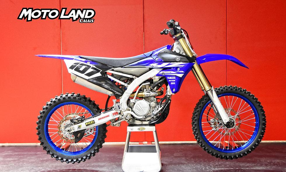 Yamaha 250 F