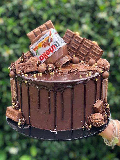 Nutella Overload