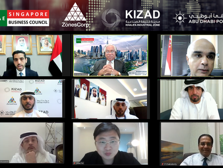 Successful Webinar Feature Abu Dhabi as Attractive Gateway to Middle East and Beyond