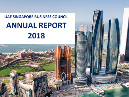UAESBC Inaugural Annual Report