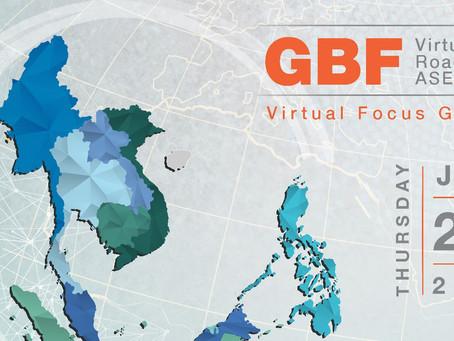 Global Business Forum ASEAN Focus Group, 28 Jan