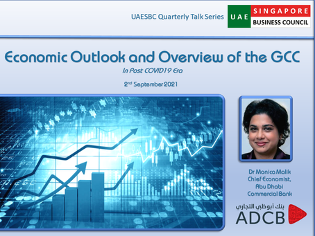 Quarterly Talk: Economic Outlook & Overview of the GCC in the Post COVID19 Era, 2 Sept