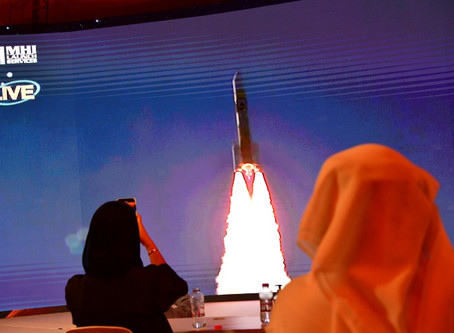 UAE Makes History with Mars Space Probe
