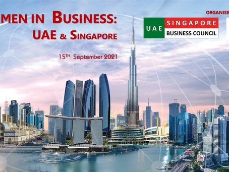 Women in Business: UAE and Singapore, 15 Sept