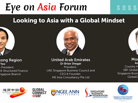 NLB Eye on Asia Forum, Session 1: ASEAN and the UAE, 3 Mar