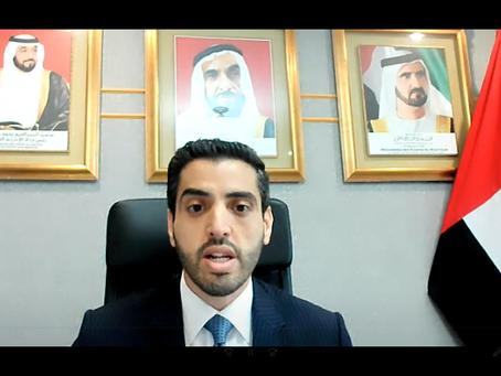 Quarterly Talk by His Excellency Jamal Al Suwaidi
