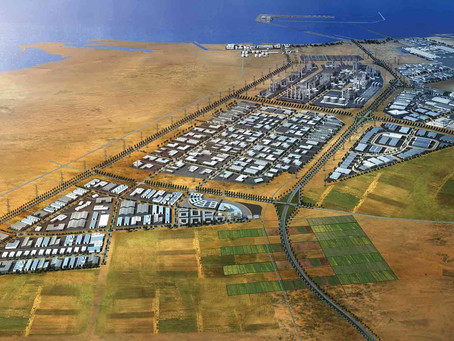 KIZAD: A Gateway to UAE and the Middle East, 16 June