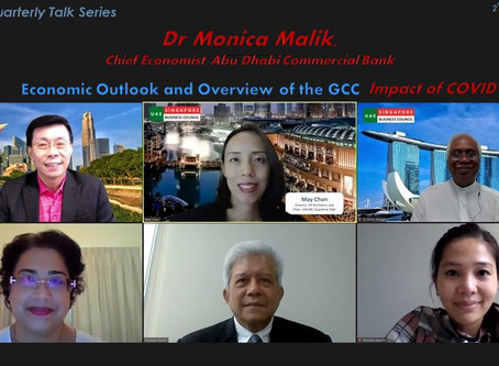 Dr Monica Malik Shares Enlightening Findings on GCC Economic Overview, 2 Sept