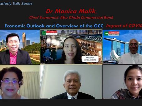 Dr Monica Malik Shares Enlightening Findings on GCC Economic Overview, 2 Sept