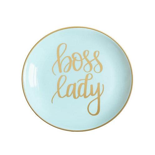 Boss Lady Jewelry Dish