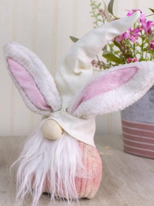 Pink Rabbit Gnome
