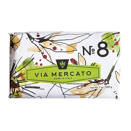 Via Mercato Soap No. 8