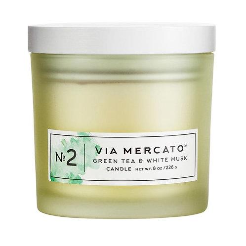 Via Mercato No.2 Candle