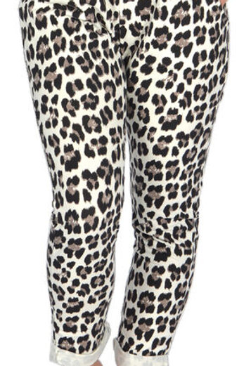Italy Leopard Pant