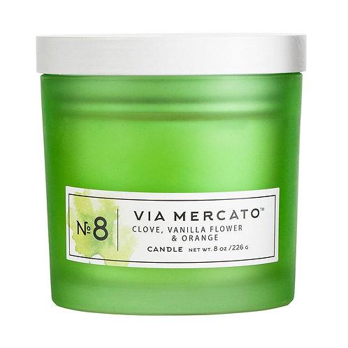 Via Mercato No.8 Candle