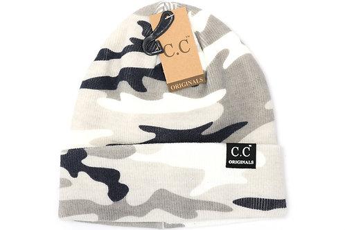 Unisex Camo Hat