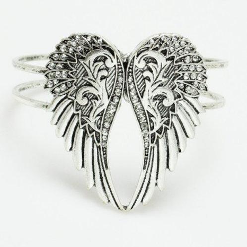 Angle Wing Bracelet