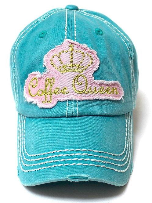 Coffee Queen Baseball Cap
