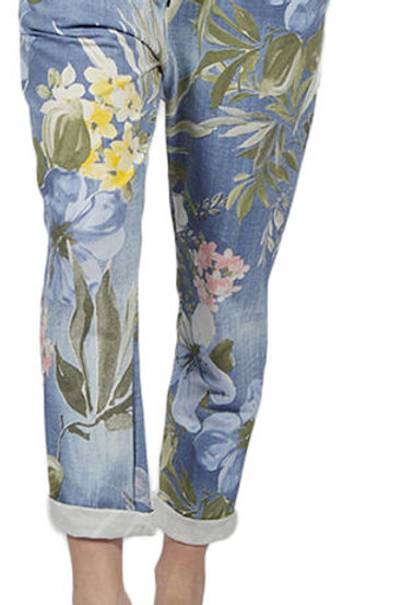 Italy Floral Pant