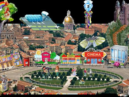 La ciudad italiana virtual - La nueva Valle delle Radici -