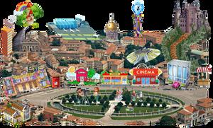 Descubre Valle delle Radici - La ciudad Italiana virtual