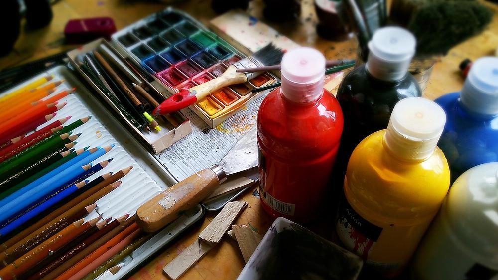 Giorgio Michetti y sus lecciones de arte y pintura online