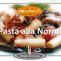 Un plato siciliano - Pasta alla Norma - Receta - 364 días de Pasta