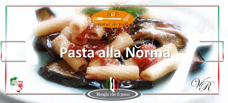 Receta siciliana - Pasta alla Norma - 365 giorni di pasta