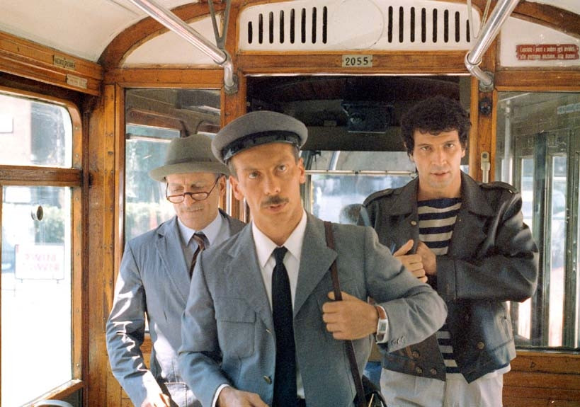 Aldo, Giovanni e Giacomo el trió que arrasa con todo en Italia.