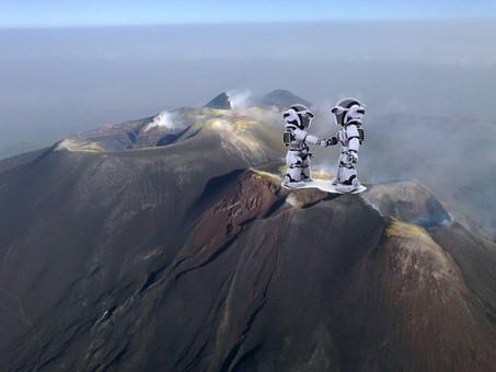 I robot sul Monte Etna - livello 2