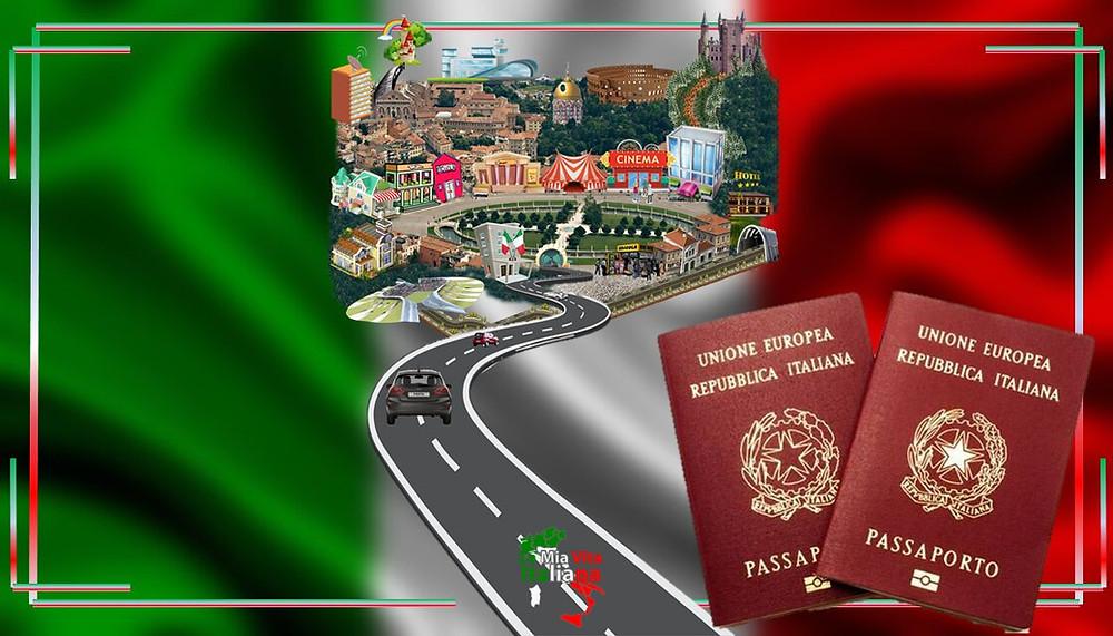 """Hoy """"Valle delle Radici"""" pone a diposición de todos aquellos que desean realizar el proceso de ciudadanía la oficina """" Ciudadanía Italiana"""""""