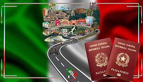 Ciudadania italiana en Valle delle Radic