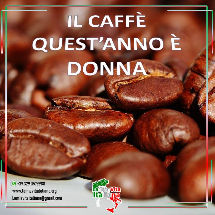 La giornata internazionale del caffè quest'anno è dedicato alle donne dell'ambiente .