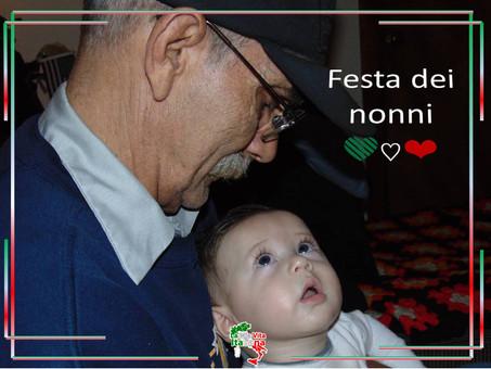 Festa dei nonni - Oggi 2 ottobre un giorno doppiamente speciale