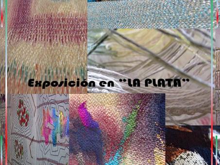 """""""Exploraciones textiles"""": búsqueda y expresión de su talento -  Guillermo Bonicatto."""