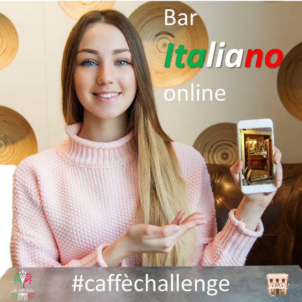 Bar Italiano online. Un lugar de encuentro para hablar Italiano