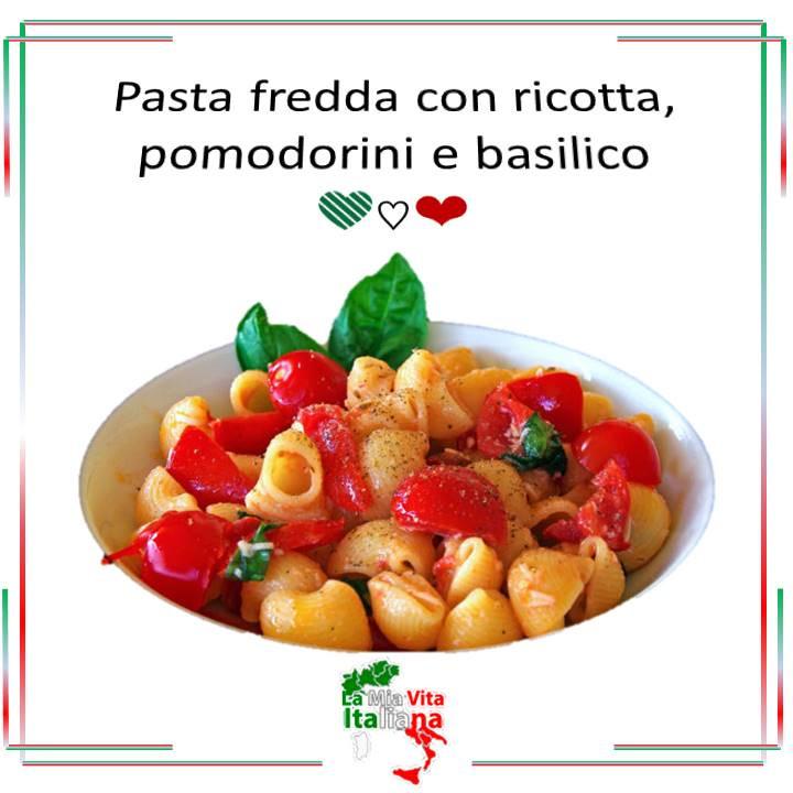 Recetas italianas - Mucho más que un curso de italiano - Una vida en Italiano realizada a tu medida