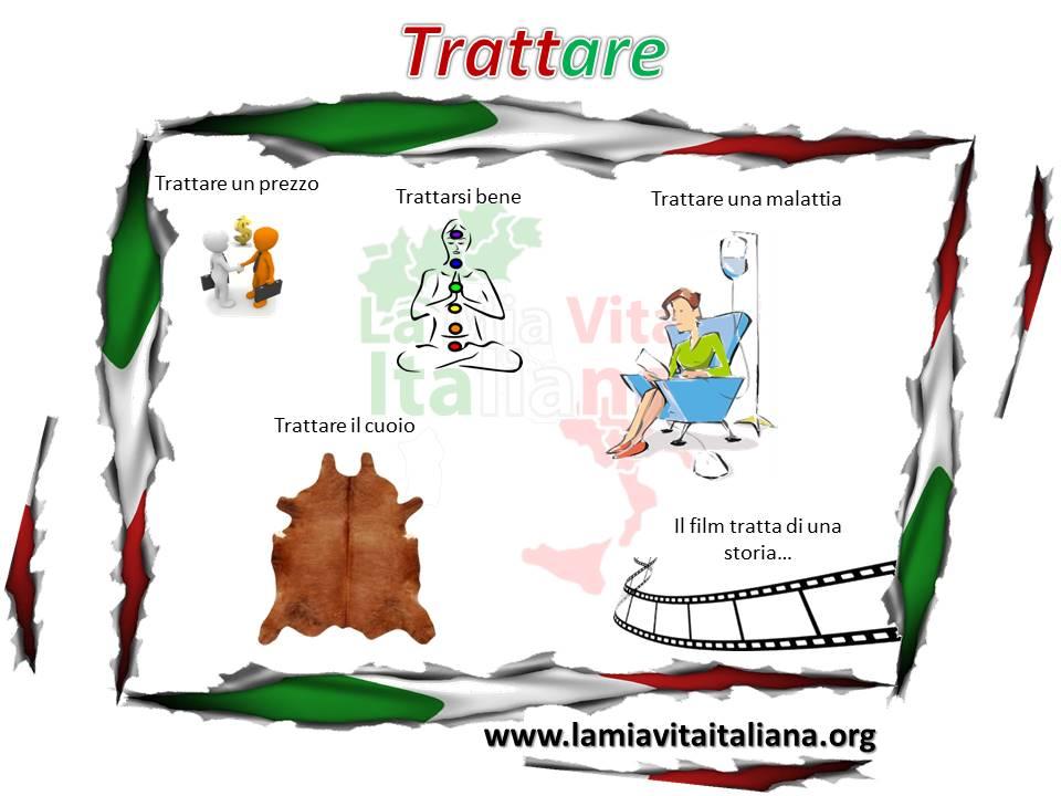 TRATTARE