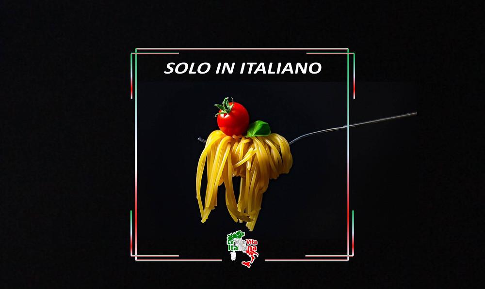 Solo Italiano sin subtítulos - Ponte a prueba y deja tus comentarios
