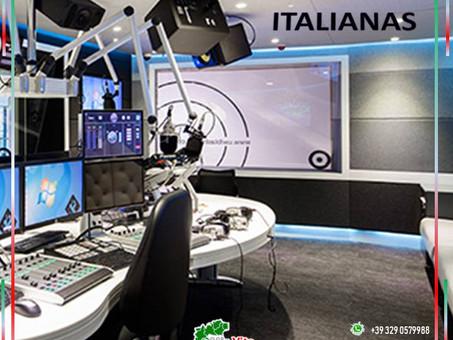Radios Italianas en Valle delle Radici