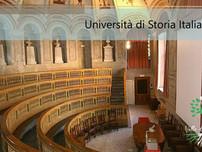 Università di Storia - para llegar a más lejos - 25 de abril - liberación de Italia