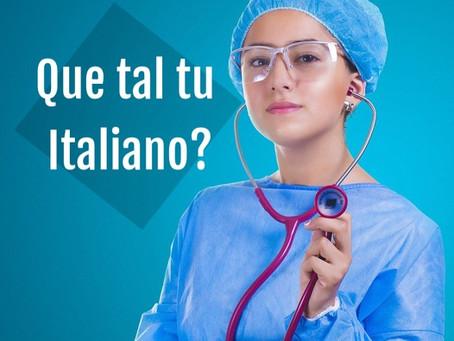 Hospital de Italiano en Valle delle Radici