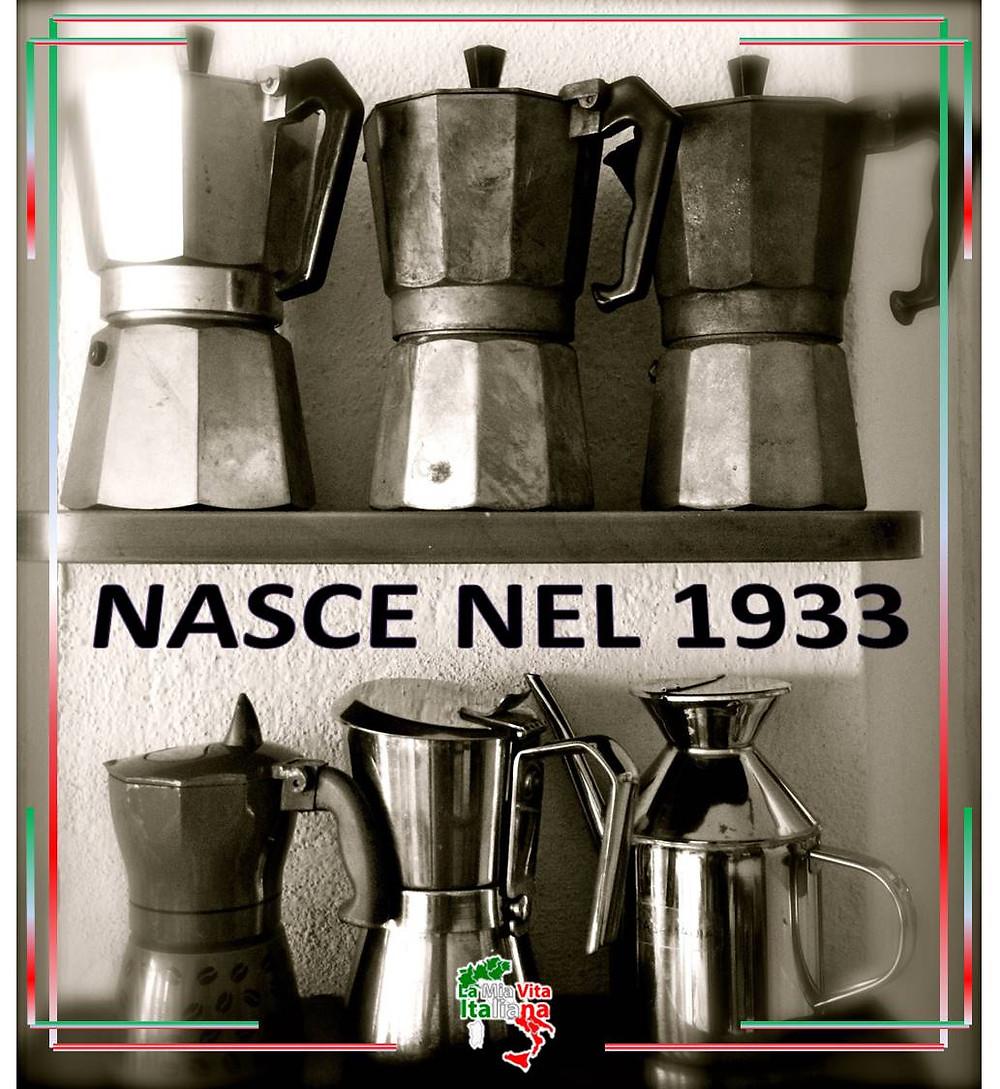 La moka è stata inventata nel 1933 da Alfonso Bialetti. Una caffettiera che conta con più di un milione di esemplari.