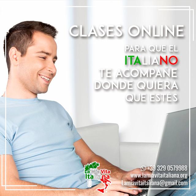 Aprende Italiano con un curso personalizado y profesores nativos