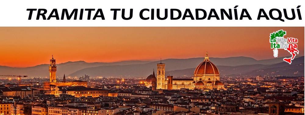 Tramita tu ciudadanía para practicar y perfeccionar todo los días tu Italiano