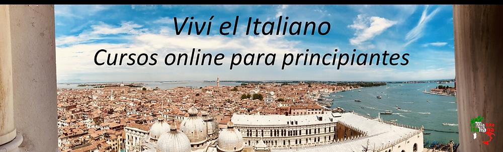 Cursos de Italiano online para principiantes