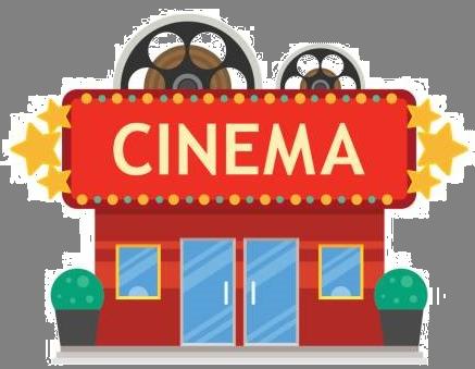 Entra en el cine de la ciudad. Disfruta de una buena película en Italiano